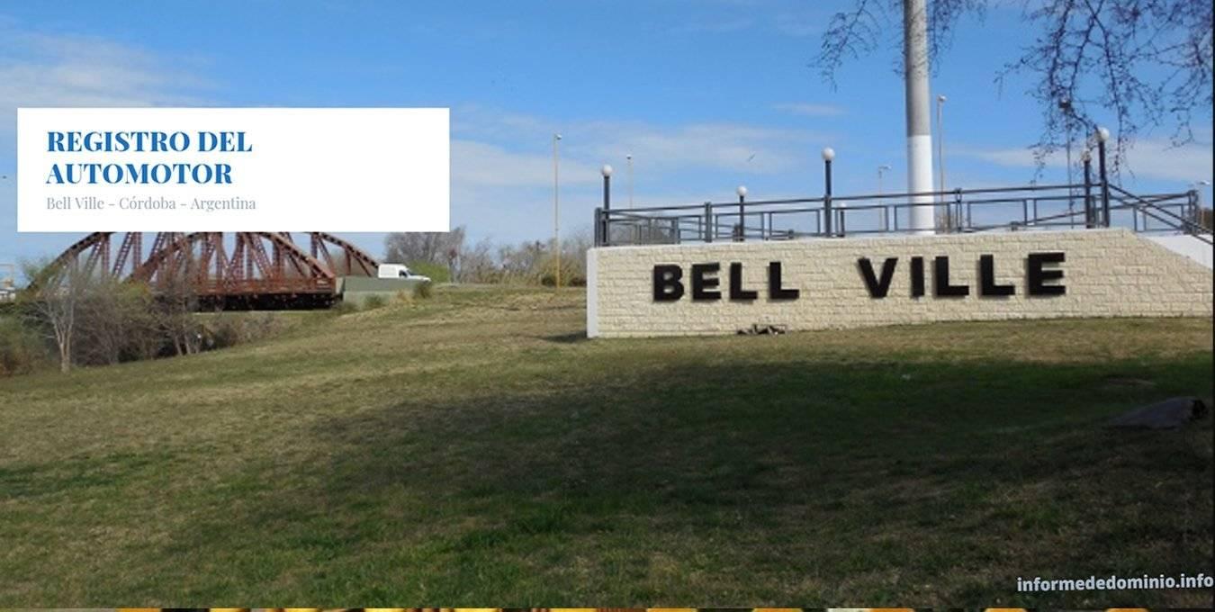 Registro Del Automotor Bell Ville
