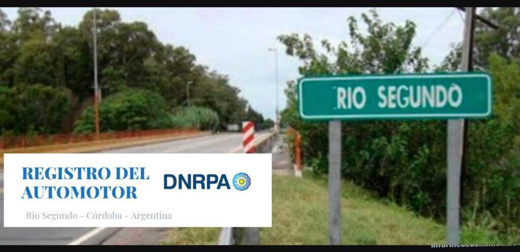 Registro del Automotor Río Segundo