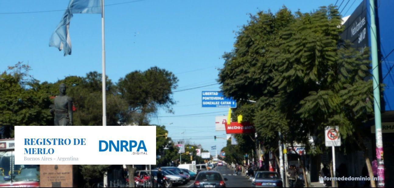 Registro del Automotor Merlo Buenos Aires